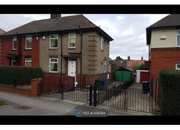 Thumbnail 2 bed semi-detached house to rent in Aylward Road, Sheffield