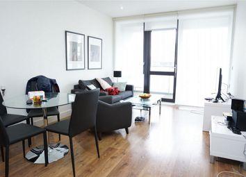 Thumbnail 1 bed flat to rent in Lighterman Point, New Village Avenue, Poplar, London
