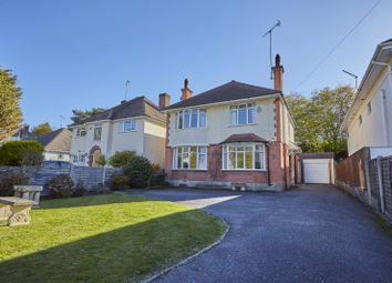 Thumbnail 4 bed detached house for sale in Anthonys Avenue, Lilliput, Poole, Dorset