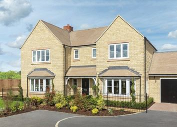 "Thumbnail 5 bed property for sale in ""The Tilhurst"" at Church Road, Long Hanborough, Witney"