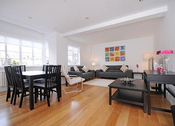 Thumbnail 3 bed flat to rent in St Petersburgh Place, Bayswater, London