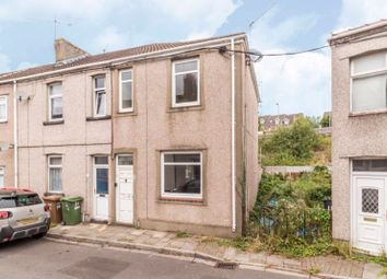 Thumbnail 3 bed end terrace house for sale in Coronation Street, Risca, Newport