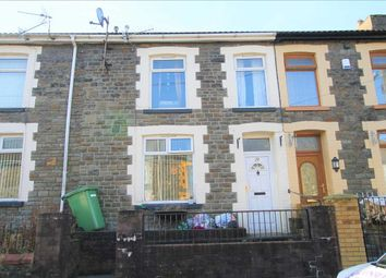 Thumbnail 3 bed terraced house for sale in Thomas Street, Penygraig, Tonypandy