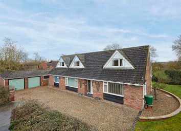 Thumbnail 3 bed detached house for sale in Cloak Lane, Wickhambrook, Newmarket