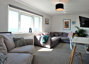 Thumbnail 2 bed flat for sale in Penlan Crescent, Uplands, Swansea