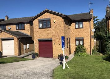 Thumbnail 4 bed detached house for sale in Bryn Hyfryd, Sychdyn, Mold, Flintshire