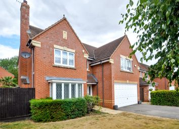Thumbnail 4 bed detached house for sale in Kiln Close, Calvert, Buckingham