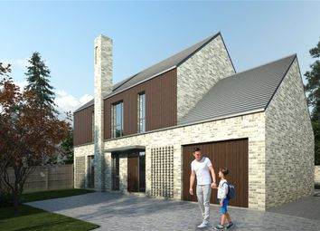 Thumbnail 5 bed detached house for sale in The Riverbank, Off Eastfield Road, Louth