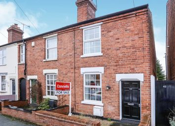 Thumbnail 2 bed end terrace house for sale in Victoria Road, Bradmore, Wolverhampton