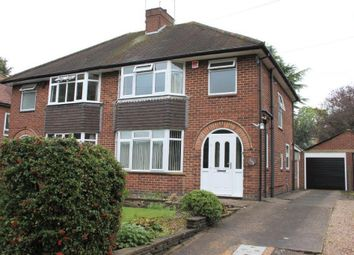 3 bed semi-detached house for sale in Kedleston Road, Allestree, Derby DE22