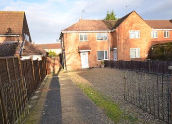 Thumbnail 2 bed end terrace house to rent in Chapman Grove, Corby
