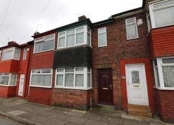 Thumbnail 2 bedroom terraced house for sale in Old Bidston Road, Birkenhead