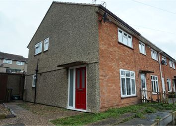 Thumbnail 2 bedroom semi-detached house for sale in Featherstone Drive, Eyres Monsell