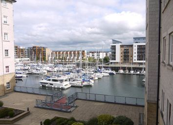 Thumbnail 2 bed flat to rent in Waters Edge, Portishead, Bristol