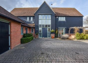 Thumbnail 5 bed detached house for sale in Orchard Barn, Beehive Close, East Bergholt, Colchester, Suffolk