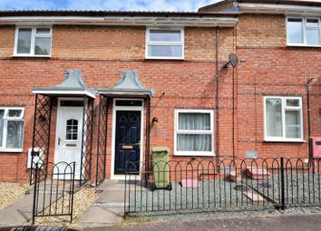 Thumbnail 2 bed terraced house to rent in Newbridge Oval, Emerson Valley, Milton Keynes