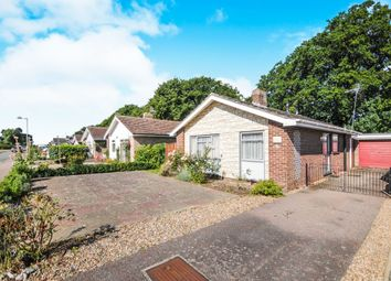 Thumbnail 2 bedroom detached bungalow for sale in Churchill Avenue, Newmarket