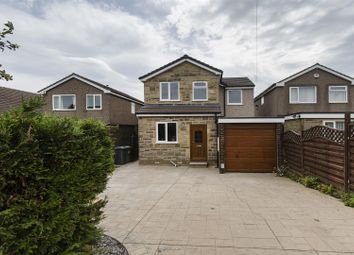 Thumbnail 3 bed detached house for sale in Hill Grove, Salendine Nook, Huddersfield