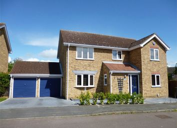 Thumbnail 4 bedroom detached house for sale in Eaton Socon, St Neots, Cambridgeshire