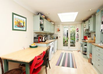 Thumbnail 3 bed terraced house to rent in South Black Lion Lane, Hammersmith, London