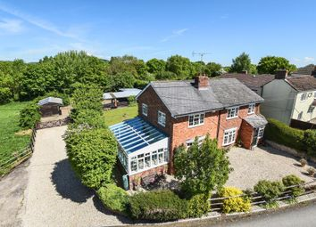Thumbnail 4 bed detached house for sale in Swainshill, Hereford