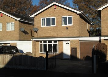 Thumbnail 3 bedroom detached house to rent in Wetherby Road, Stoke-On-Trent