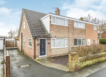 Thumbnail 3 bed semi-detached house for sale in Bristol Avenue, Farington, Leyland
