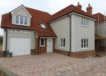 Thumbnail 4 bed detached house for sale in Brick Kiln Lane, Brand End, Stebbing