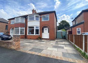 Thumbnail 3 bed semi-detached house for sale in Radlet Drive, Timperley, Altrincham