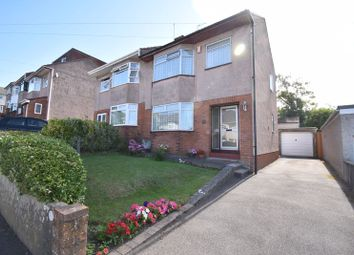 Shelley Close, St. George, Bristol BS5. 3 bed semi-detached house