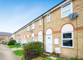 Thumbnail 1 bed terraced house for sale in Elgar Close, London