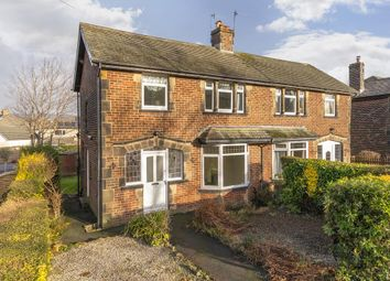 Thumbnail 3 bed semi-detached house to rent in St. Johns Road, Ilkley