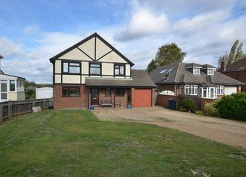 4 bed detached house for sale in Old Great North Road, Stibbington, Peterborough PE8