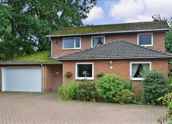 4 bed detached house for sale in Hexham Close, Worth, Crawley, West Sussex RH10