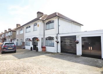 Thumbnail 5 bed semi-detached house for sale in Stapleton Road, Bexleyheath, Kent