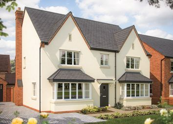 "Thumbnail 5 bed detached house for sale in ""The Ascot"" at Heyford Park, Camp Road, Upper Heyford, Bicester"