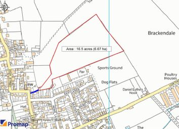 Thumbnail Land for sale in Grassland At Middle Street, Nafferton, Driffield