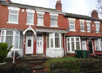 Thumbnail 3 bedroom terraced house for sale in Arden Road, Smethwick, Birmingham, West Midlands