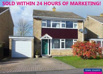 Thumbnail 3 bed detached house for sale in Hawkeridge Park, Westbury, Wiltshire