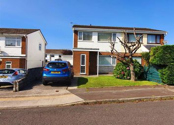 Thumbnail 3 bed semi-detached house for sale in Mabon Close, Gorseinon, Swansea