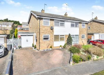 Thumbnail 3 bed semi-detached house for sale in Cainhoe Road, Clophill, Bedford