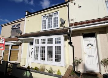 Thumbnail 2 bed terraced house for sale in Sandbach Road, Brislington, Bristol