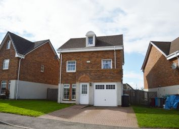 Thumbnail 4 bed detached house for sale in Provost Crescent, Netherburn, Larkhall