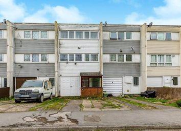 Thumbnail 3 bed terraced house for sale in Langland Road, Netherfield, Milton Keynes, Bucks