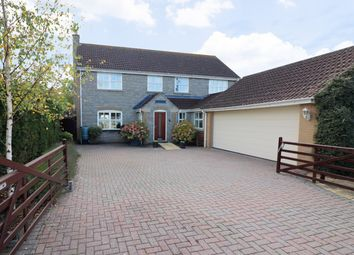 Thumbnail 4 bed detached house for sale in The Causeway, Mark