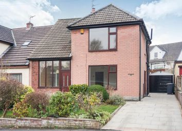 Thumbnail 3 bed semi-detached house for sale in Mill Lane, Wigan