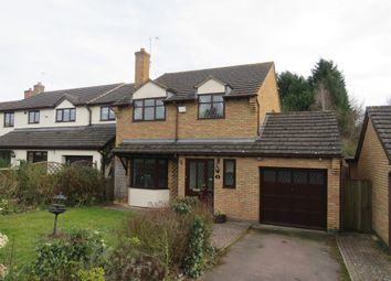 Thumbnail 4 bedroom detached house for sale in St Ethelberts Close, Sutton St. Nicholas, Hereford