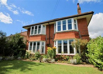 Thumbnail 5 bedroom detached house for sale in Stokewood Road, Winton, Bournemouth
