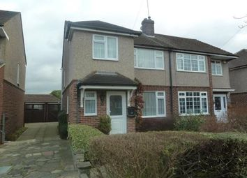 Thumbnail 3 bed semi-detached house to rent in Bellamy Road, Cheshunt