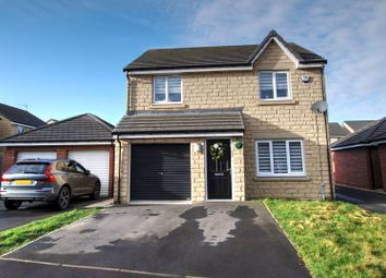 Thumbnail 4 bed detached house for sale in Whittle Rise, Blyth